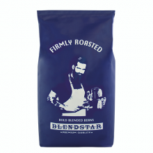 BLENDSTAR Premium Firmly Roasted Espressobonen Rainforest Alliance